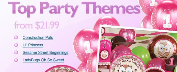 1stWishes Party Themes