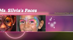 Face Painting By Ms. Silvia
