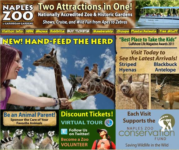 swflbirthdaypartycom Carribean Naples Zoo