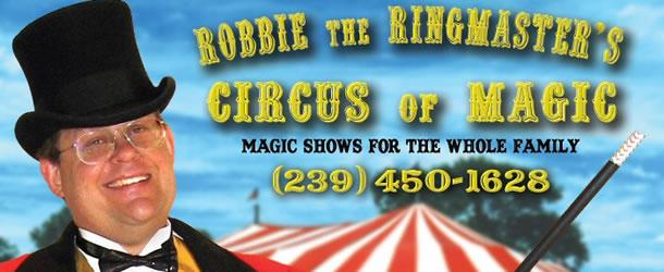 Robbie The Ringmaster