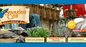 Smuggler's Mini Golf